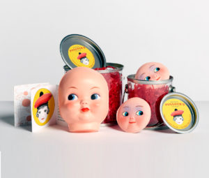 Vintage Doll Faces to Craft and Collect